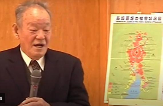 8・15終戦記念日 小野重雄さんが語る 長崎原爆体験