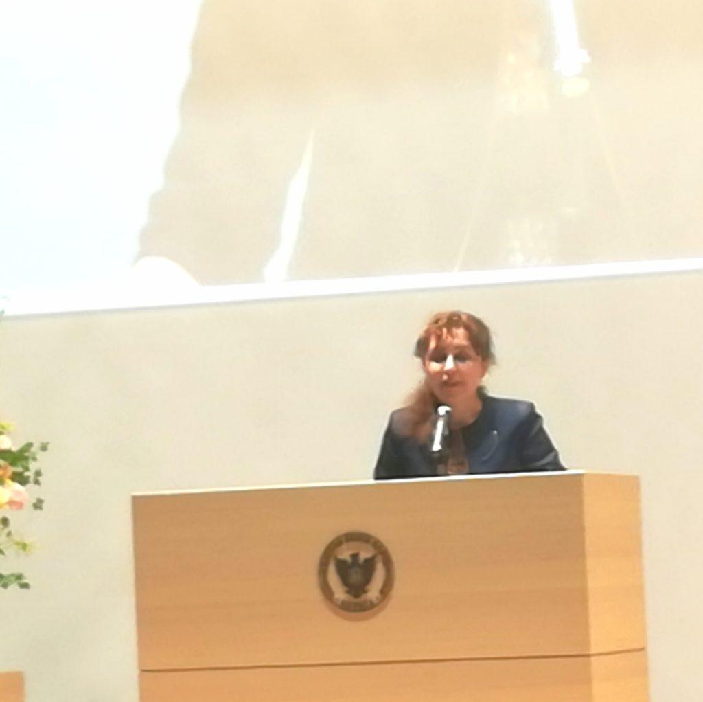 クリスティアナ・パスカ・パルマ 国連生物多様性条約事務局長