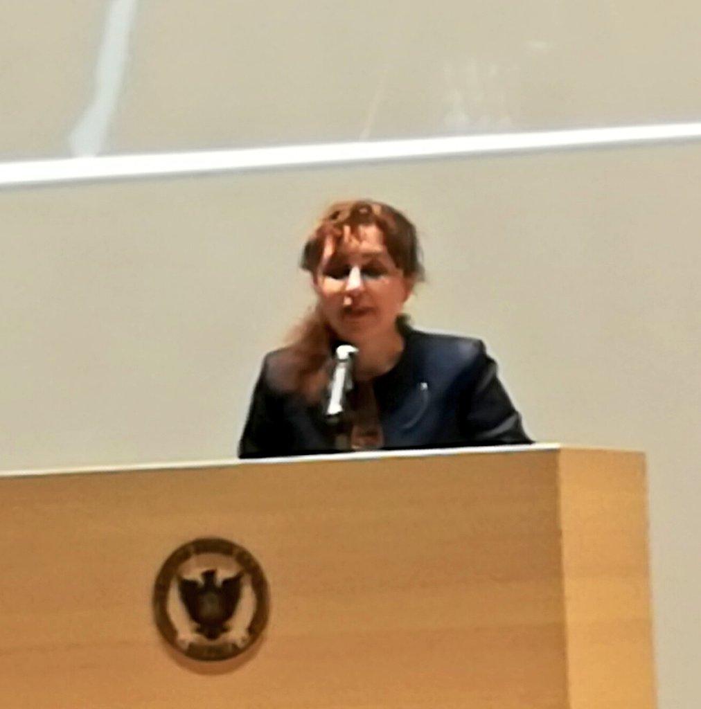 クリスティアナ・パスカ・パルマー 国連生物多様性条約事務局長