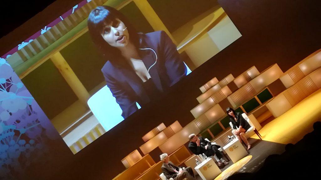 スザンヌ・デヴコタ (Suzanne Devkota)ノーベル・プライズ・ダイアログ東京 2018 - Nobel Prize Dialogue 2018