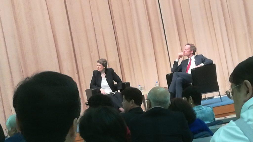 ヘレン・クラーク 第37代ニュージーランド首相