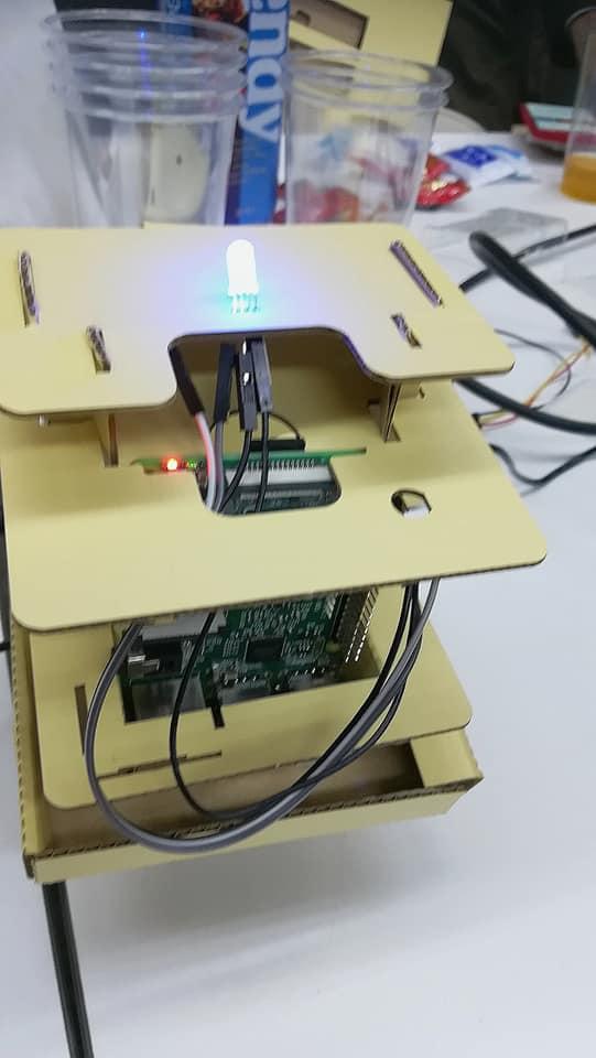 IBM TJBot を作ってみた。 Code for Aichi さんのスキルシェア勉強会で