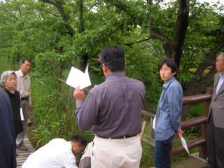 """""""明治用水と日本デンマーク"""" について学ぶ 勉強会"""