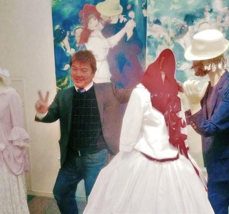 ブージヴァルのダンス 「ルノアールの時代」展へ 榊原平