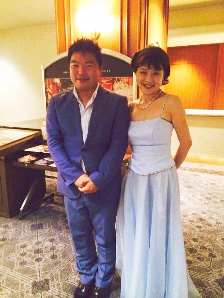 ハープ奏者 神谷朝子さんと 下垣真希さんのコンサート 7月10日