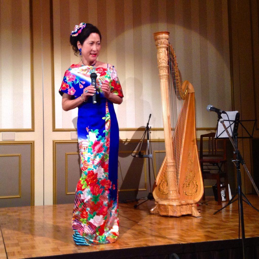ソプラノ下垣真希さんのランチタイムコンサートへ 7月10日