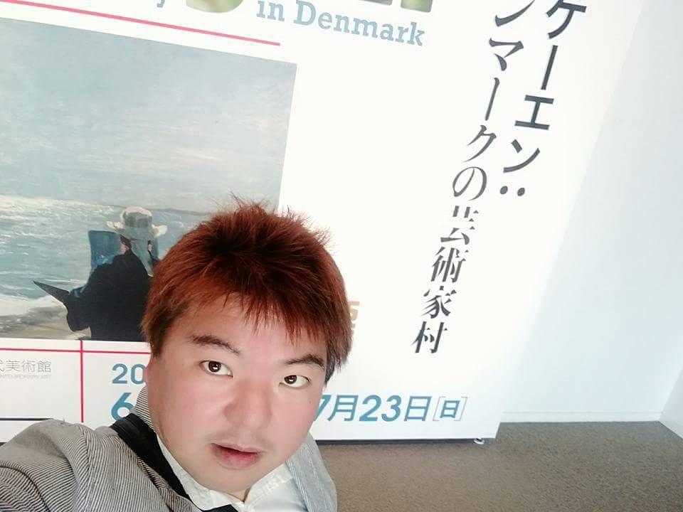 榊原平 スケーエン:デンマークの芸術家村展