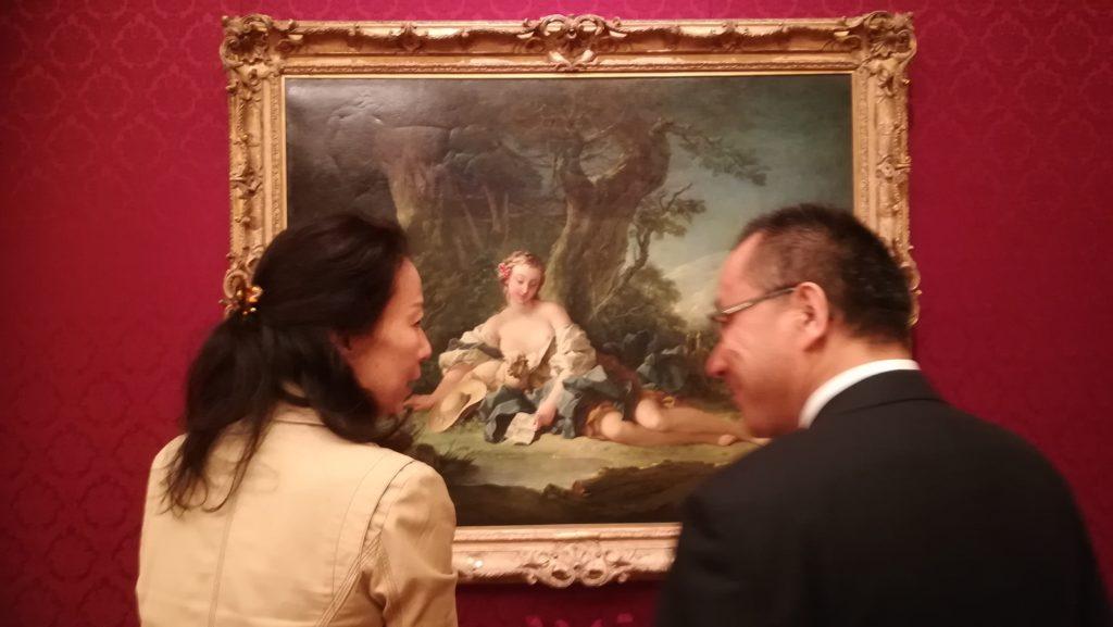 森耕治ベルギー王立美術館 とマザック美術館へ