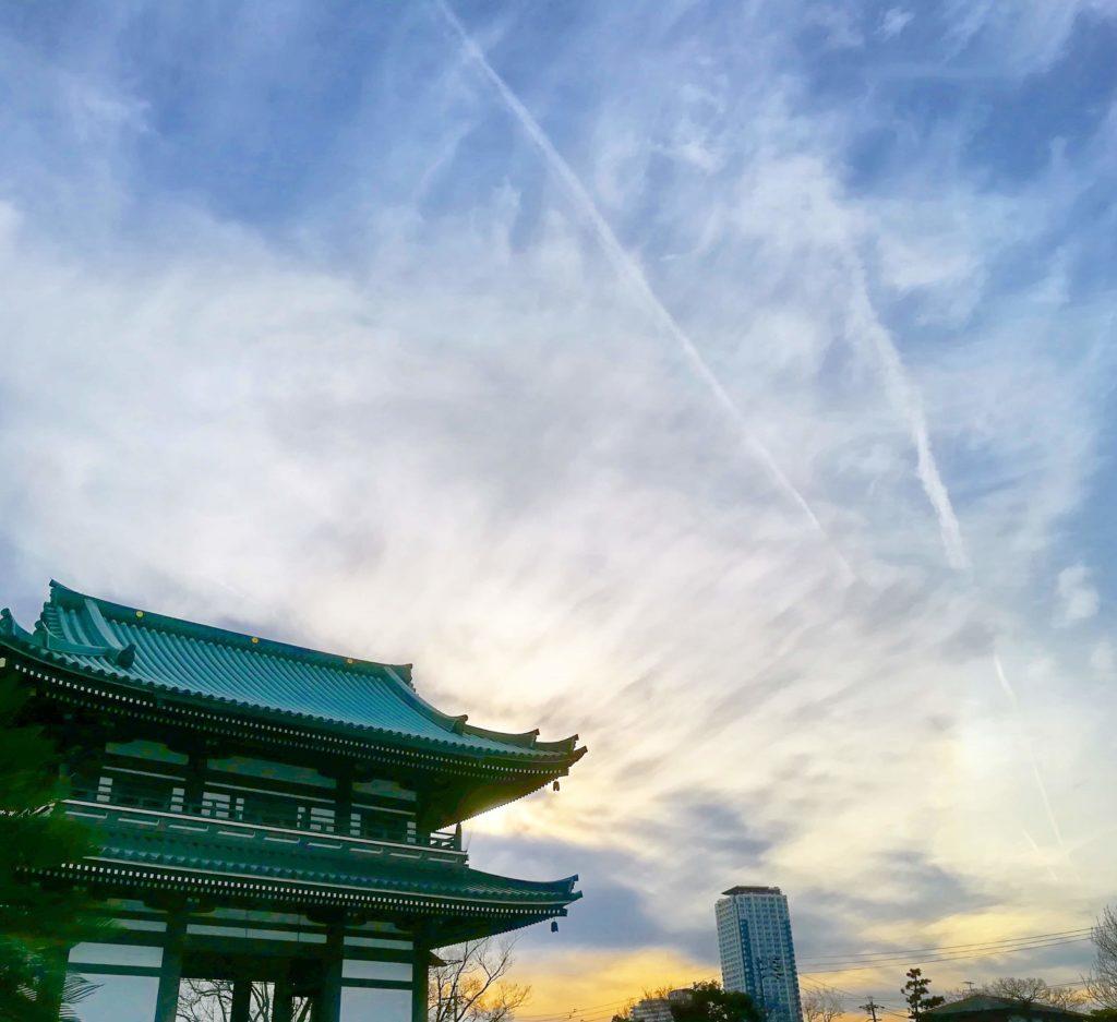 たい焼き二つ 名古屋の某所 覚王山 日泰寺