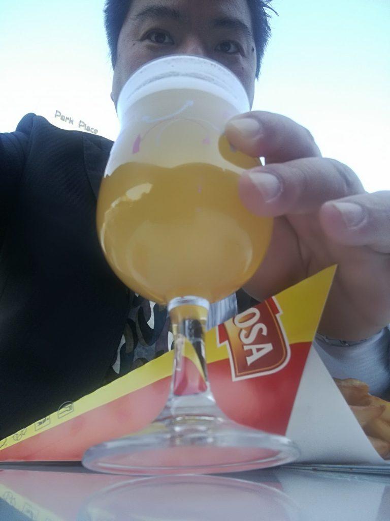 榊原平 ベルギービールウィークエンド 2017 名古屋
