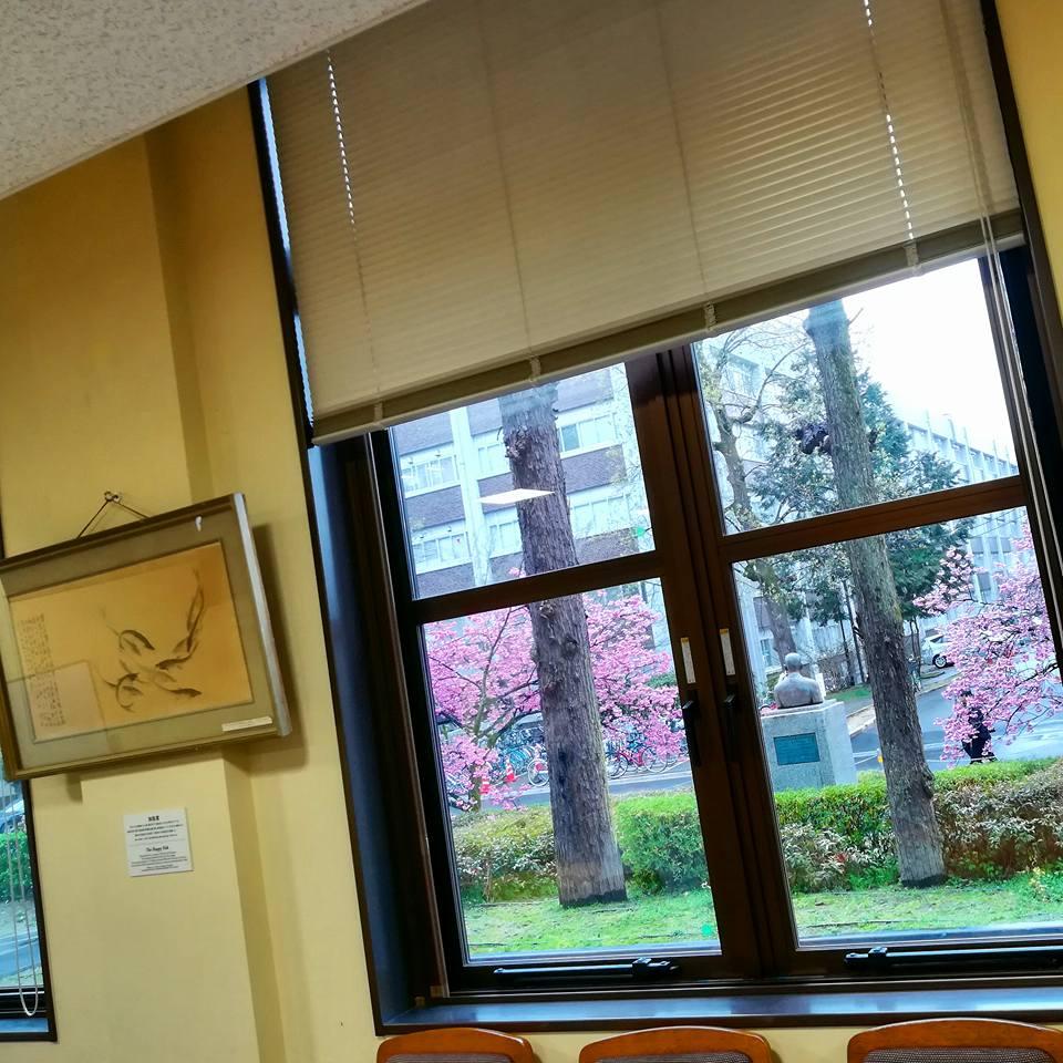 京都大学基礎物理学研究所 湯川記念館