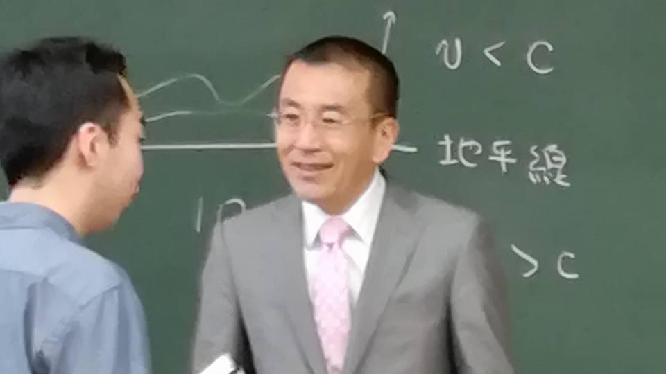 大栗博司 カリフォルニア工科大学フレッド・カブリ冠教授、ウォルター・バーク理論物理学研究所所長