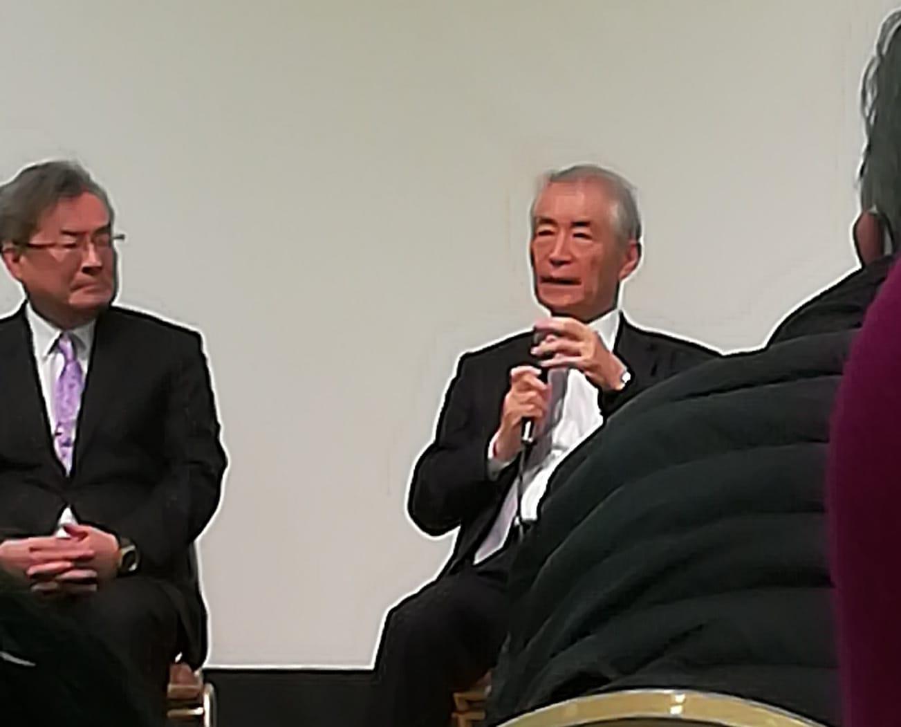本庶佑ノーベル賞受賞者